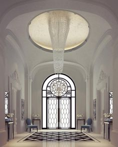 IONS one the leading interior design companies in Dubai .provides home design, commercial retail and office designs Interior Design Dubai, Lobby Interior, Residential Interior Design, Interior Design Companies, Apartment Interior, French Apartment, Mansion Interior, Interior Paint, Apartment Ideas