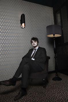 Pete Doherty by Pauline Darley, via Behance