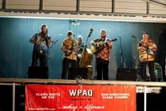 Mount Airy Bluegrass & Old-Time Fiddlers Convention - Mount Airy, North Carolina