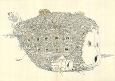 Illustration by Mattias Adolfsson