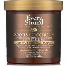 Every Strand Shea & Coconut Oil Deep Moisture Hair Masque. Shea Butter has quick absorption for faster styling, provides hair rehydration, and helps to fix damaged hair while the Coconut Oil adds strength, shine, and makes your hair easier to manage. Coconut Oil Moisturizer, Coconut Oil Lotion, Coconut Oil For Acne, Homemade Moisturizer, Coconut Oil Uses, Organic Coconut Oil, Coconut Cream, Coconut Oil Hair Treatment, Coconut Oil Hair Growth