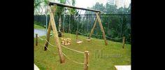 Playgrounds e Parquinhos em madeira tratada de alta qualidade