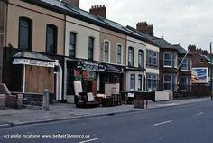 Albertbridge Road.