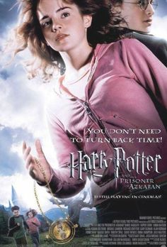 Harry Potter and the Prisoner of Azkaban British movie poster