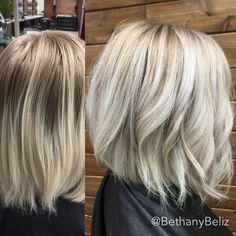 6 Things you need to know about Balayage Highlights – Stylish Hairstyles Balayage Highlights, Blonde Balayage, Short Balayage, Aline Haircuts, Medium Hair Styles, Short Hair Styles, Blonde Roots, White Blonde, Short Blonde