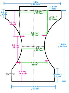 Tutorial: Sewing Cloth Diapers (One Size Pocket Diapers) - womens tren. Tutorial: Sewing Cloth Diapers (One Size Pocket Diapers) - womens trendy clothing, store of clothes, womens clothing for men *ad. Baby Dress Patterns, Doll Clothes Patterns, Clothing Patterns, Sewing Patterns, Baby Sewing Projects, Sewing For Kids, Sewing Tutorials, Tutorial Sewing, Sewing Diy