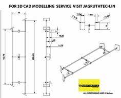 3D CAD drawing of TV hanger in corner by Jagruthtech.in Jagruth Tech Pvt Ltd offers services like 3D printing, 3D CAD model, Fem analysis, mechanical engineering services, 3D drawing, 2D drawing  #jagruthtech  #jagruthtechpvtltd  #3dprint  #design  #mechanicalengineering  #projects  #product  #rendering  #analysis  #3ddrawing  #2ddrawing