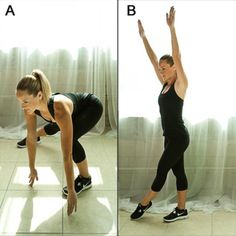 Top 10 moves for thinner thighs from Shape.