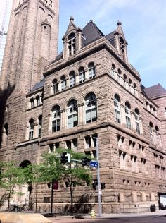 Allegheny County Courthouse in Pittsburgh, PA
