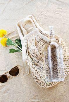 $16.99!Chicnico Popular Woven Beach Hollow Fishnet Bag