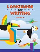 Language for Writing 2006 (Grade Levels 2 - 5)   Boost communication skills through writing; Use Language for Writing to lead your students towards independence as writers. This revision and expansion of Distar Language III teaches not only writing skills, but also the vocabulary, sentence, and organizational skills that underpin good writing.