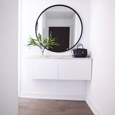 Mirror Glass Espejo Grande Gigante Redondo XXL Interior Diseño Deco  Decoration Home Hogar Interiorismo Style