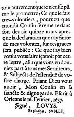 lettre au Maréchal duc de La Meilleraye (Charles de La Porte). - 7) MARECHAL-DUC DE LA MEILLERAYE: .. AMADOR DE LA PORTE, qui entra dans l'ordre de Malte. On le voit dès lors, Charles de la Porte, 2° du nom, dont il est question ici, était cousin germain du cardinal de Richelieu. Mais le tout puissant ministre, beaucoup plus âgé au La Meilleraye (le cardinal Richelieu naquit le 5 septembre 1585, et la naissance de Charles de la Porte ne date que de 1601 et 1602.