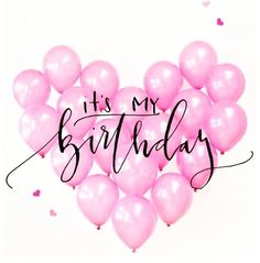 birthday month It is my party and I cry if I want. My birthday is coming i'm so happy Thank god! Happy Birthday To Me Quotes, Birthday Girl Quotes, Today Is My Birthday, Its My Bday, Happy Birthday Images, Birthday Pictures, Happy Birthday Wishes, Birthday Fun, Birthday Greetings