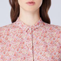 Liberty print shirt