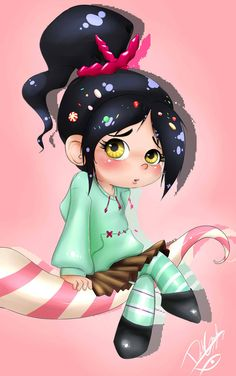 VAnellope by ~airinlabrin on deviantART