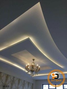 Awesome Useful Tips: False Ceiling Design Master Bath false ceiling wedding flower.False Ceiling Ideas Office false ceiling with fan dining rooms.False Ceiling Design Home. Gypsum Ceiling Design, House Ceiling Design, Ceiling Design Living Room, Bedroom False Ceiling Design, False Ceiling Living Room, False Ceiling For Hall, Ceiling Chandelier, Ceiling Decor, Ceiling Beams