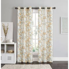 Found it at Wayfair - Eric Curtain Panel