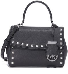 MICHAEL Michael Kors Studded Ava Cross Body Bag