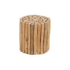 Brown 16-inch High x 14-inch Wide Teak Wood Foot Stool Wood Stool, Teak Wood, Wood Stumps, Wood Logs, Wood Rounds, Wood Accents, Brown Wood, Wood Furniture, Furniture Sale