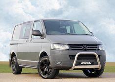 T5 mit Offroad-Touch von delta4x4 | Die Welt des Volkswagen Bulli - Geschichte und Geschichten rund um den VW Bus