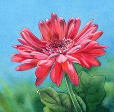 Barbara Fox ~ Watercolor painter   Tutt'Art@   Pittura * Scultura * Poesia * Musica  