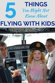 Planning to fly with kids? Air travel with little ones isn't as simple as it used to be. Here are 5 things you need to know before boarding a plane with babies, toddlers, or young children - everything from bags to pre-boarding rules and more.
