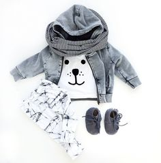 Boys outfit❥