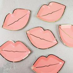 paquet de 8 Creative Party Bridal Bash Future Mari/ée papier F/ête plaques de d/éjeuner