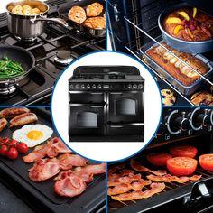 Koken, bakken en grillen... Met een Falcon kan het allemaal! Het bereiden van een gerecht was nog nooit zo makkelijk.