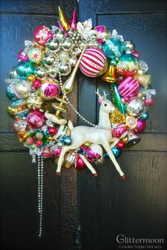 Holiday Extravaganza Wreath