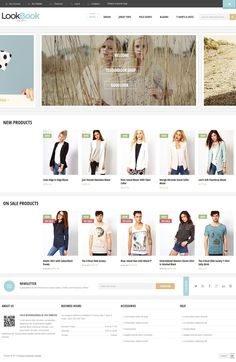Lookbook - Responsive & Retina Magento Template | Live Preview and Download: http://themeforest.net/item/lookbook-responsive-retina-magento-theme/6057657?WT.ac=category_thumb&WT.z_author=MeigeeTeam&ref=ksioks