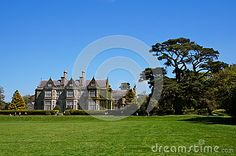 Muckross House In Killarney Stock Photo - Image of tourism, failte: 53315428 Tourism, National Parks, Stock Photos, Mansions, Landscape, House Styles, Nature, Image, Mansion Houses