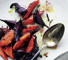 Rosemary-Roasted Beets and Carrots + a few more veggie side dishes