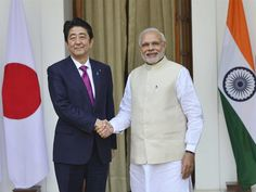 Along with this civil nuclear agreement with Japan, there are also signed nine agreements including one on cooperation between ISRO and JAXA.