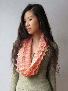 Knitted Bliss | Modification Monday: Amortentia Cowl | http://knittedbliss.com