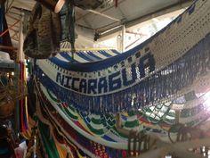 tipico mercado Nicaraguense (amaca)
