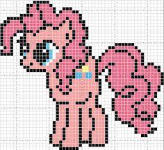MLP PInkie Pie pattern by Sailor-Phantom on deviantart