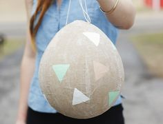 10 Easter Crafts That Have Nothing To Do With Dyeing Hard-Boiled Eggs