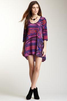 Hi-Lo Tee Dress by Plenty by Tracy Reese on @HauteLook