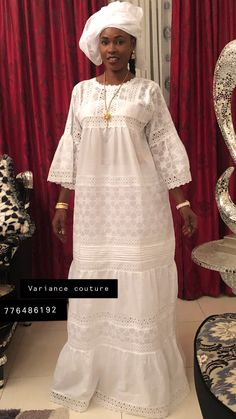 African Lace Dresses, African Dresses For Women, African Fashion Dresses, Church Attire, Ethnic Dress, African Print Fashion, Fairy Godmother, Happy Relationships, Couture