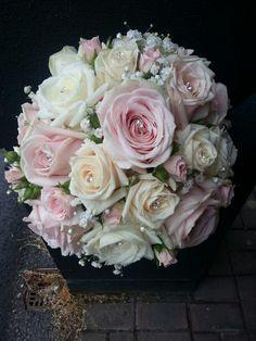 christina - Bridal bouquet and floristry - bouquet Rustic Bridal Bouquets, Silk Bridal Bouquet, Silk Wedding Bouquets, Diy Wedding Flowers, Bride Bouquets, Flower Bouquet Wedding, Bridesmaid Bouquet, Bouquet Flowers, Fall Wedding