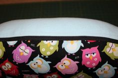 Little Blip: Boppy Pillow Cover with Pattern