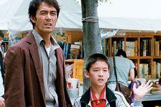 The film is the latest work by Japanese director Hirokazu Kore-eda and stars Hiroshi Abe as a struggling author. Yôko Maki and Taiyô Yoshizawa co-star.