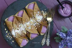 Поздравляю с началом Масленичной недели! Будем готовить много разных и вкусных блинов, присоединяйтесь! Сегодня овсяные блинчики со ...