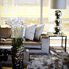 Living room by Eric Kuster Family Room Decorating, Home Decor Inspiration, House Interior Decor, Interior Design, Carpet Design, Luxury Living Room, Elegant Interiors, Home Furniture, Home Decor Styles