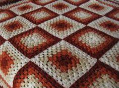 Resultado de imagem para manta crochet