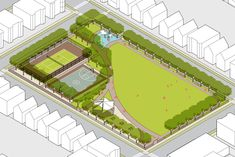 Open Space Typologies /Pocket Park Designs