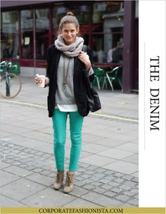 The Simplest Way To Transition Your Winter Outfits Into Springtime Looks…And Still Stay Warm