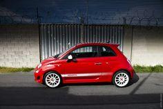 #4 The car I would drive - 2012 Fiat 500 Abarth #EsuranceDreamRoadTrip